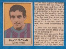 Crystal Palace Davie Provan 1970